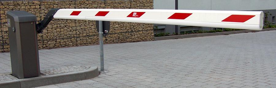 Banner-Schranken