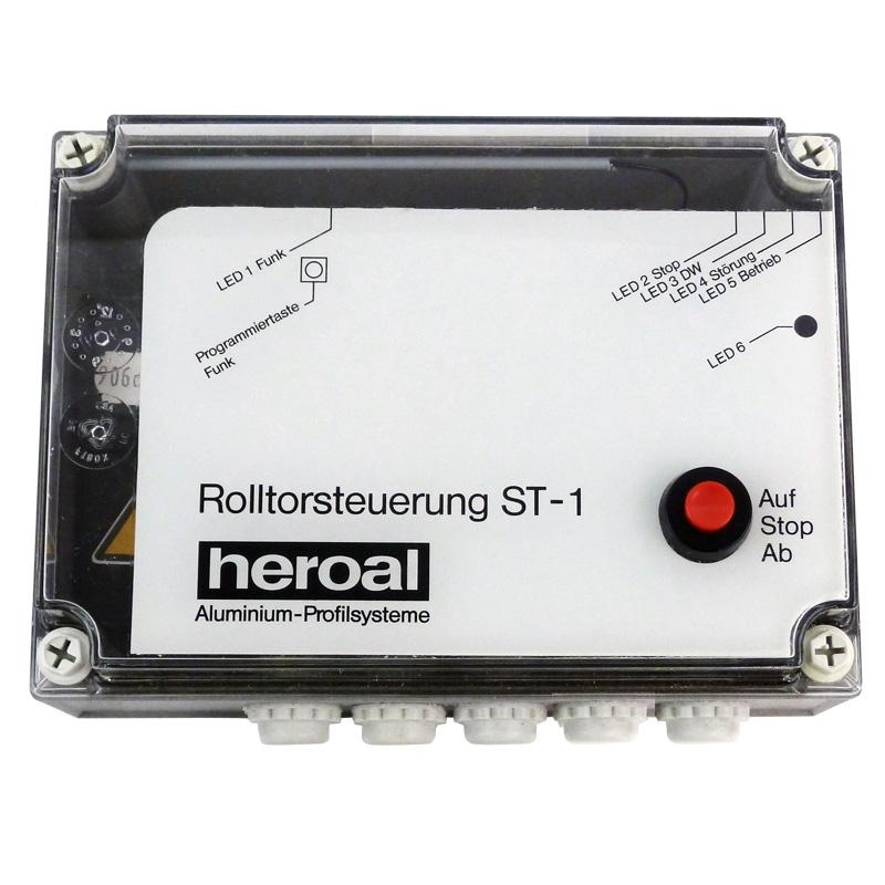 Heroal Motorsteuerung ST-1 | Torix.de Shop für Privat- & Industrietore