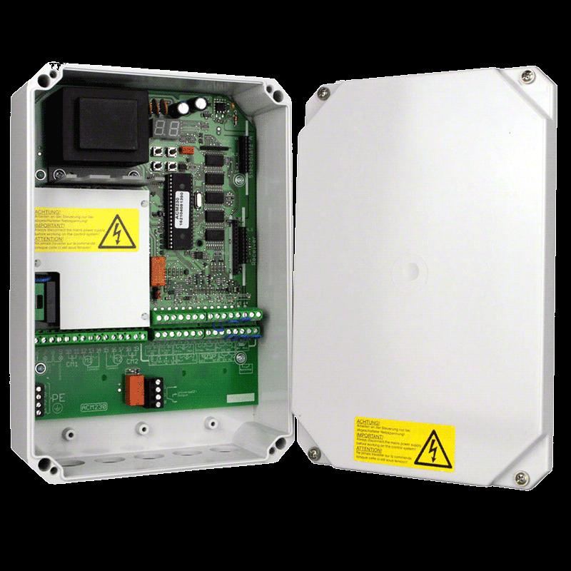 Dickert Motorsteuerung ACM230 moderne 230 V AC Motorsteuerung bis 2 ...